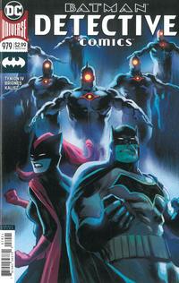Cover Thumbnail for Detective Comics (DC, 2011 series) #979 [Rafael Albuquerque Cover]