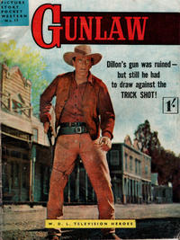 Cover Thumbnail for Picture Story Pocket Western (World Distributors, 1958 series) #17