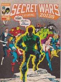 Cover Thumbnail for Secret Wars (Marvel UK, 1985 series) #24