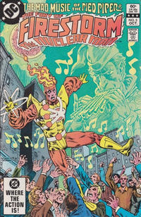 Cover Thumbnail for The Fury of Firestorm (DC, 1982 series) #5 [Direct]