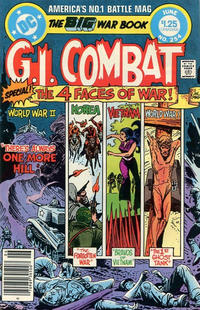 Cover Thumbnail for G.I. Combat (DC, 1957 series) #254 [Canadian]