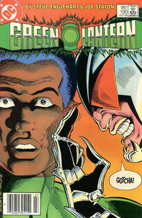 Cover Thumbnail for Green Lantern (DC, 1960 series) #190 [Canadian]