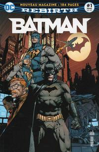 Cover Thumbnail for Batman Rebirth (Urban Comics, 2017 series) #1