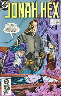 Cover Thumbnail for Jonah Hex (DC, 1977 series) #90 [Direct]