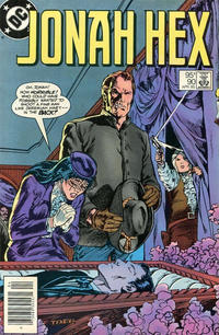 Cover Thumbnail for Jonah Hex (DC, 1977 series) #90 [Canadian]