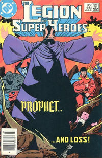 Cover Thumbnail for The Legion of Super-Heroes (DC, 1980 series) #309 [Canadian]