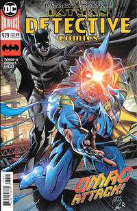 Cover Thumbnail for Detective Comics (DC, 2011 series) #979