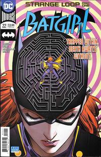 Cover Thumbnail for Batgirl (DC, 2016 series) #22 [Dan Mora Cover]