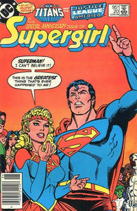 Cover Thumbnail for Supergirl (DC, 1983 series) #20 [Canadian]