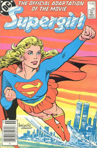 Cover Thumbnail for Supergirl Movie Special (DC, 1985 series) #1 [Canadian]