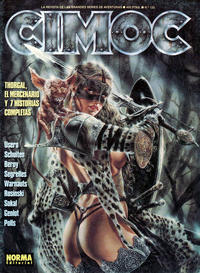 Cover Thumbnail for Cimoc (NORMA Editorial, 1981 series) #122