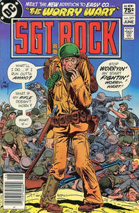 Cover Thumbnail for Sgt. Rock (DC, 1977 series) #377 [Canadian]