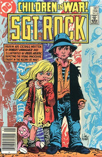 Cover Thumbnail for Sgt. Rock (DC, 1977 series) #396 [Canadian]