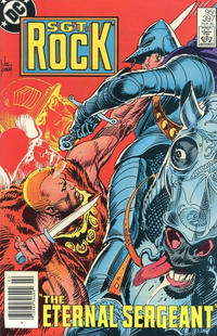 Cover Thumbnail for Sgt. Rock (DC, 1977 series) #397 [Canadian]
