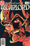 Cover for Warlord (DC, 1976 series) #80 [Canadian Newsstand]