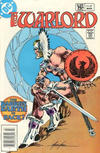 Cover for Warlord (DC, 1976 series) #67 [Canadian Newsstand]