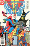 Cover Thumbnail for World's Finest Comics (1941 series) #284 [Canadian]