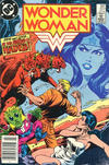 Cover for Wonder Woman (DC, 1942 series) #317 [Canadian]
