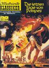 Cover for Illustrierte Klassiker [Classics Illustrated] (Norbert Hethke Verlag, 1991 series) #51 - Die letzten Tage von Pompeji