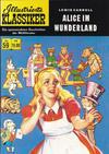 Cover for Illustrierte Klassiker [Classics Illustrated] (Norbert Hethke Verlag, 1991 series) #59 - Alice im Wunderland