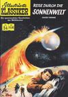 Cover for Illustrierte Klassiker [Classics Illustrated] (Norbert Hethke Verlag, 1991 series) #54 - Reise durch die Sonnenwelt
