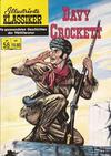 Cover for Illustrierte Klassiker [Classics Illustrated] (Norbert Hethke Verlag, 1991 series) #56 - Davy Crockett