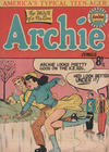 Cover for Archie Comics (H. John Edwards, 1950 ? series) #53