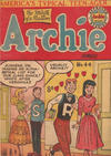 Cover for Archie Comics (H. John Edwards, 1950 ? series) #44
