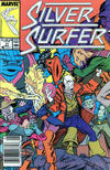 Cover for Silver Surfer (Marvel, 1987 series) #11 [Newsstand]