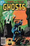 Cover for Ghosts (DC, 1971 series) #108 [Newsstand]