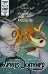 Cover for Disney Tim Burton's the Nightmare before Christmas: Zero's Journey (Tokyopop, 2018 series) #1 [Cover A]