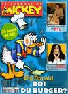 Cover for Le Journal de Mickey (Disney Hachette Presse, 1952 series) #2737