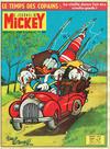 Cover for Le Journal de Mickey (Disney Hachette Presse, 1952 series) #580
