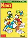 Cover for Le Journal de Mickey (Disney Hachette Presse, 1952 series) #579