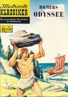 Cover for Illustrierte Klassiker [Classics Illustrated] (Norbert Hethke Verlag, 1991 series) #60 - Homers Odyssee