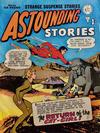 Cover for Astounding Stories (Alan Class, 1966 series) #57