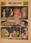 Cover Thumbnail for The Spirit (1940 series) #4/22/1951 [Sun]