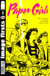 Cover Thumbnail for Image Firsts: Paper Girls (2016 series) #1