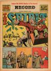 Cover for The Spirit (Register and Tribune Syndicate, 1940 series) #3/21/1943