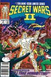 Cover for Secret Wars II (Marvel, 1985 series) #2 [Newsstand]