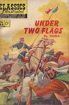 Cover for Classics Illustrated (Gilberton, 1947 series) #86 - Under Two Flags [HRN 167]