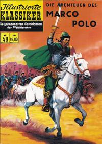 Cover Thumbnail for Illustrierte Klassiker [Classics Illustrated] (Norbert Hethke Verlag, 1991 series) #48 - Die Abenteuer des Marco Polo