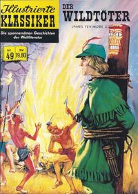 Cover Thumbnail for Illustrierte Klassiker [Classics Illustrated] (Norbert Hethke Verlag, 1991 series) #49 - Der Wildtöter