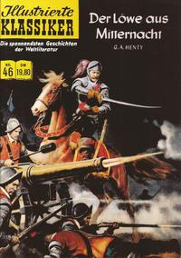 Cover Thumbnail for Illustrierte Klassiker [Classics Illustrated] (Norbert Hethke Verlag, 1991 series) #46 - Der Löwe aus Mitternacht