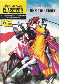 Cover Thumbnail for Illustrierte Klassiker [Classics Illustrated] (Norbert Hethke Verlag, 1991 series) #57 - Der Talisman