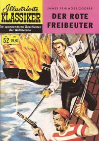 Cover Thumbnail for Illustrierte Klassiker [Classics Illustrated] (Norbert Hethke Verlag, 1991 series) #52 - Der rote Freibeuter