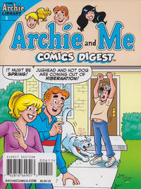 Cover Thumbnail for Archie and Me Comics Digest (Archie, 2017 series) #6