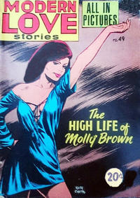Cover Thumbnail for Modern Love Stories (Yaffa / Page, 1973 ? series) #49
