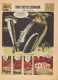 Cover Thumbnail for The Spirit (Register and Tribune Syndicate, 1940 series) #10/31/1948
