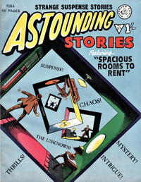 Cover Thumbnail for Astounding Stories (Alan Class, 1966 series) #37